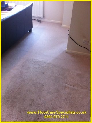 Professional Carpet Cleaning in Northampton - www.FloorCareSpecialists.co.uk