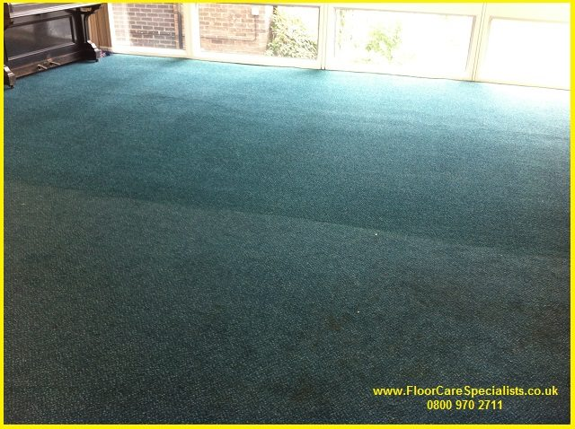 Professional Commercial Carpet Cleaning in Derby - (www.FloorCareSpecialists.co.uk)
