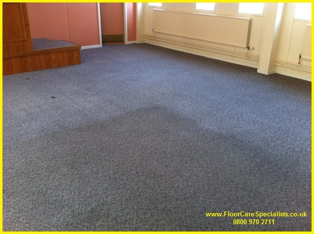Professional Commercial Carpet Cleaner in Nottingham - (www.FloorCareSpecialists.co.uk)