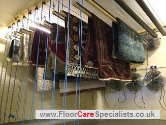 Rug Cleaning in West Brdgford