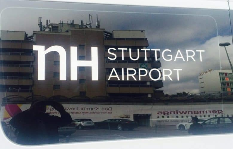 stuttgart airport wood floor sanding and restoration training