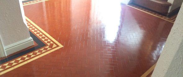 Victorian floor cleaners Nottingham - www.FloorCareSpecialists.co.uk