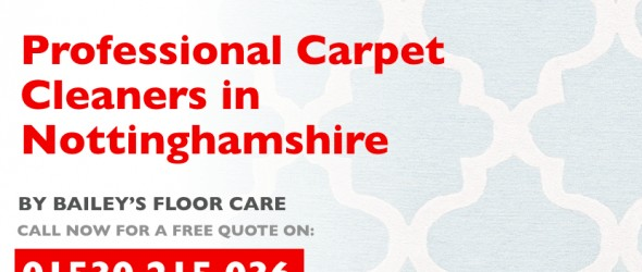 carpet cleaning in nottinghamshire baileys
