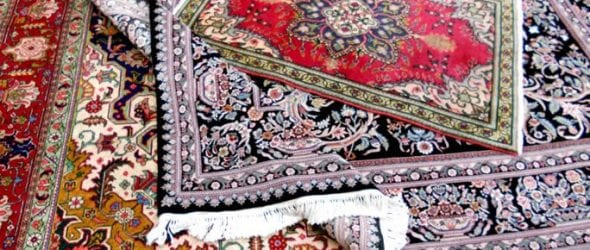 Professional Rug Cleaning in Leicester - www.BaileysFloorCare.co.uk