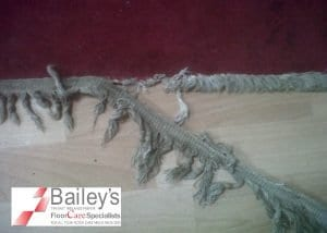 Professional Rug Care - www.BaileysFloorCare.co.uk