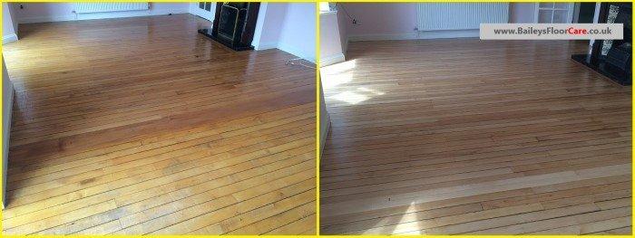 Floor Sanding in Northampton - www.BaileysFloorCare.co.uk